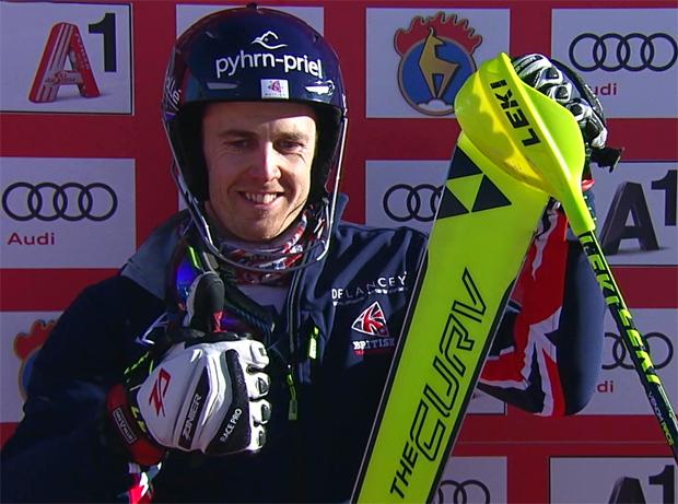 Fischersports-News: Ryding Zweiter vor Khoroshilov im Ski-Meka von Kitzbühel