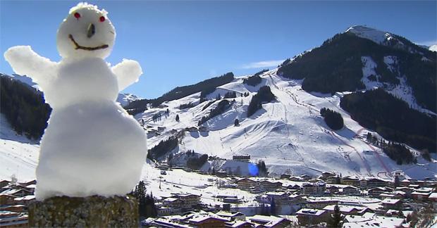Saalbach-Hinterglemm hofft auf die Ski-WM 2025