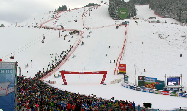 Saalbach übernimmt Weltcup-Rennen von Yanqing