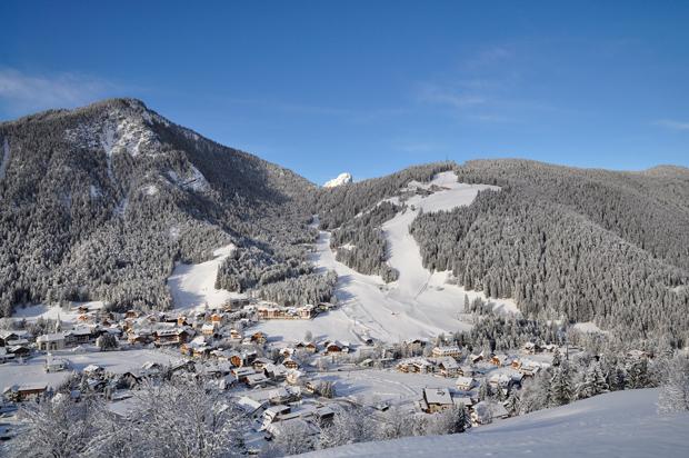 Schneekontrolle auf Erta läutet Countdown für Damenweltcup ein (Foto: SkiWorldCup Kronplatz)