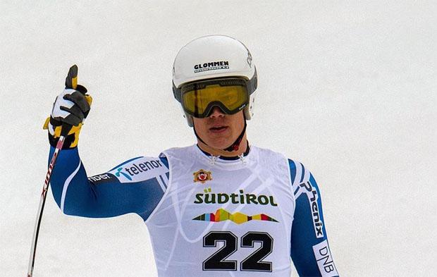 Norweger Stian Saugestad gewinnt EC-Super-G in Reinswald (Foto: Stian Saugestad / facebook)