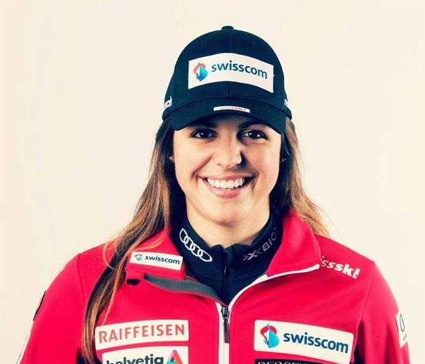 Beatrice Scalvedi feiert ersten Europacupsieg in Davos (Foto: Swiss-Ski)