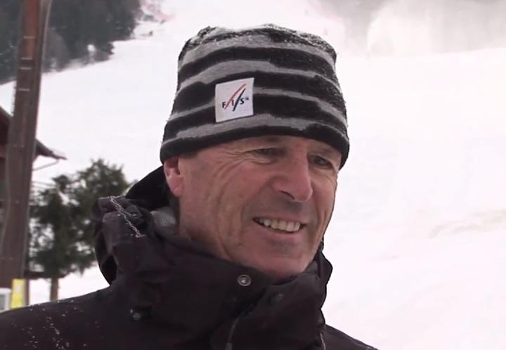 FIS-Weltcuprenndirektor Helmuth Schmalzl