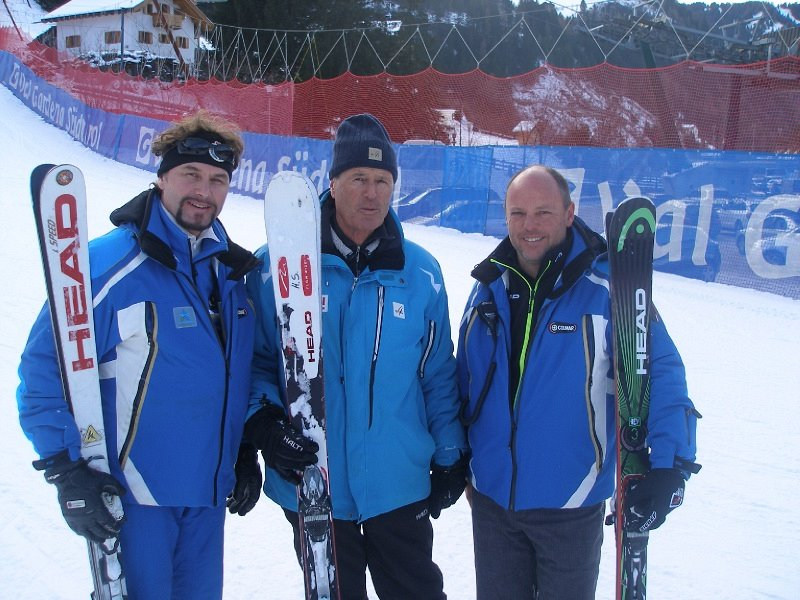 © saslong.org / Horst Demetz, Helmuth Schmalzl und Rainer Senoner