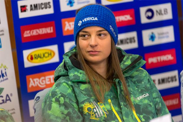 Anja Sesum unterstützt ab sofort Nici Schmidhofer und Co. (© Foto: sloski.si)