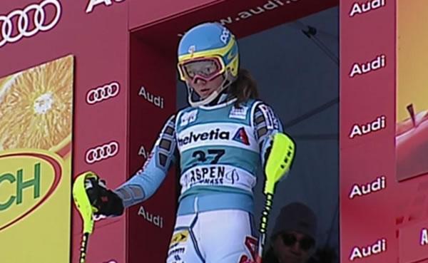 Mikaela Shiffrin US Slalommeisterin