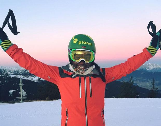 Sabrina Simader träumt dank Sky Sport Austria weiter von Olympia  (Foto: facebook / Sabrina Wanjiku Simader)