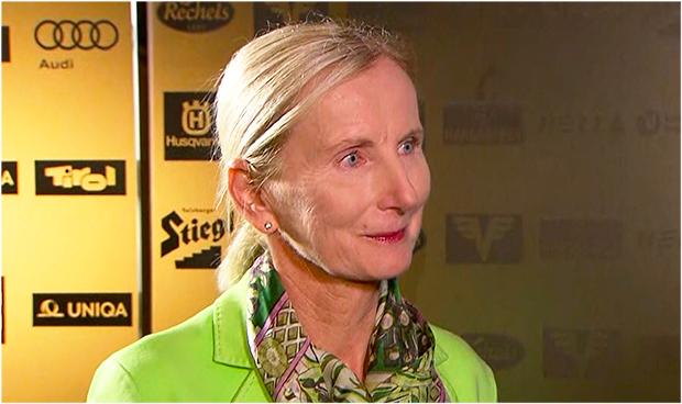 Die neue ÖSV-Präsidentin heißt Roswitha Stadlober