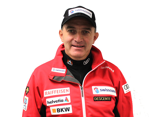 © swiss-ski.ch  /  Stéphane Cattin neuer Direktor Ski Alpin