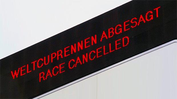 ABGESAGT! Keine Super-G und keine Alpine-Kombi der Damen in St. Moritz