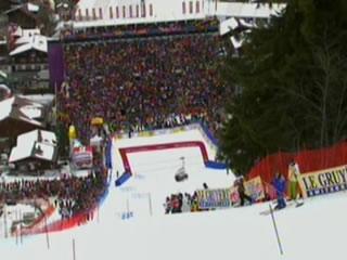 Adelboden zittert um Weltcuprennen am Wochenende