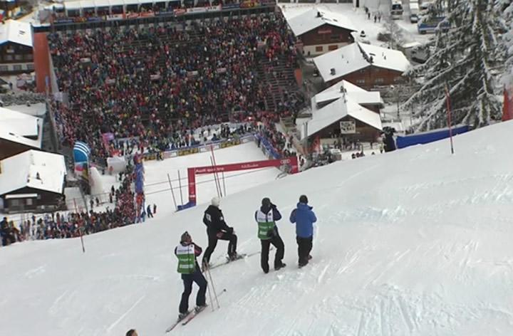Adelboden ist bereit für den Ski Weltcup 2014
