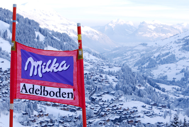 © Kraft Foods / Swiss-Ski News: Grand Prix Migros - Saisonfinale vom 1.-2. April 2017 in Adelboden