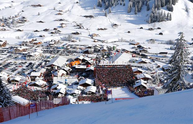© Kraft Foods / FIS gibt grünes Licht für Adelboden-Rennen