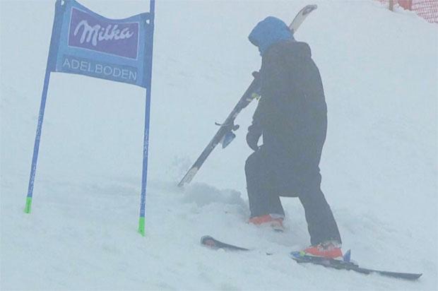 Aktuelle News aus Adelboden: Zuversicht in Sachen Slalom