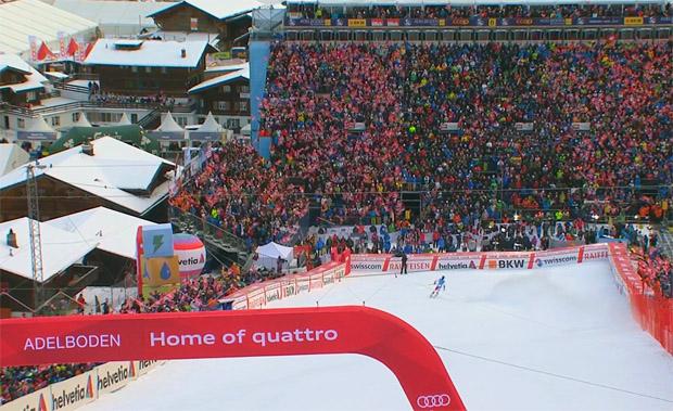 LIVE: Slalom der Herren in Adelboden - Vorbericht, Startliste und Liveticker