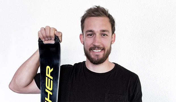 Schweizer Luca Aerni will mit Fischer-Ski zurück in die Erfolgsspur (Foto: © Luca Aerni / instagram)