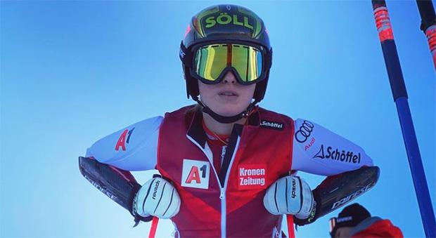 Christina Ager ist bereit für ihr Ski Weltcup Comeback (Foto: © Christina Ager / Instagram)
