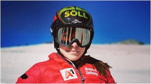 """Christina Ager: """"Für mich gehören Niederlagen zum Leistungssport dazu, nur so lernt man die Erfolge zu schätzen."""" (Foto: Christina Ager / Instagram)"""""""