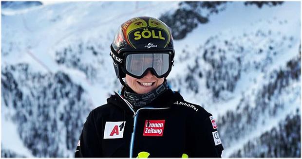 """Christina Ager im Skiweltcup.TV-Interview: """"Die Vorfreude auf den kommenden Winter ist groß!"""" (Foto: Christina Ager / Instagram)"""