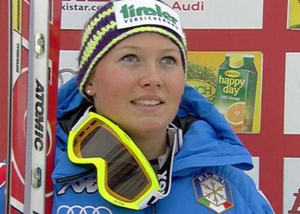 Lisa Agerer feiert bestes Ergebnis im Weltcup