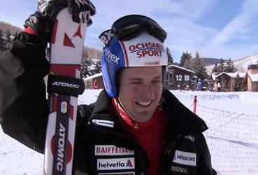 Daniel Albrecht verzichtet auf Start in Adelboden