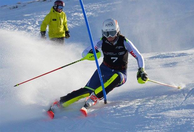 ©Anne Barwood / Estelle Alphand hat mehr als nur den Skirennsport in ihrer DNA
