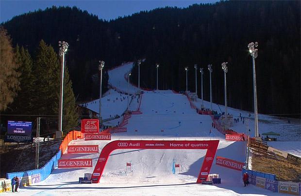 Am 18 und 19. Dezember 2016 finden die Weltcuprennen auf der Gran Risa statt.