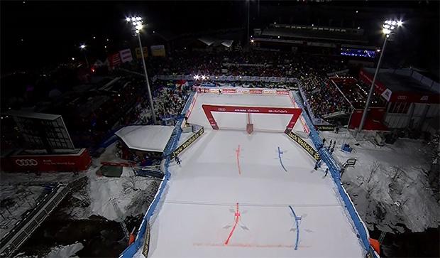 Auch Ski Weltcup Comeback von Zürs wird zum Geisterrennen