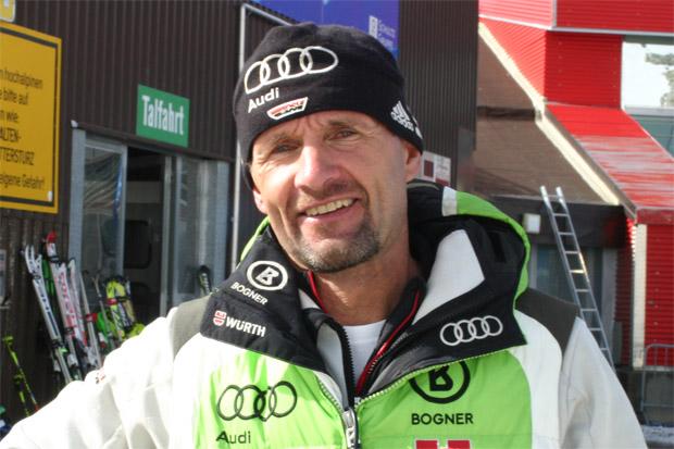 DSV Damentrainer Markus Anwander