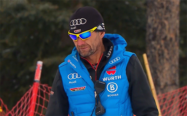 DSV Damen Bundestrainer Markus Anwander