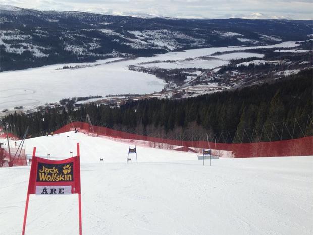 © facebook / FIS Alpine World Cup Tour - LIVE: Riesenslalom der Damen in Ǻre