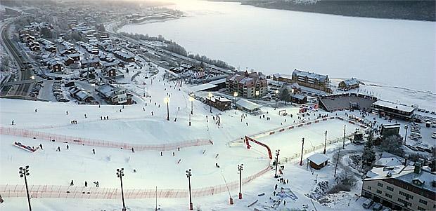 Geografisch-sporthistorischer Exkurs: Wo liegt Åre?