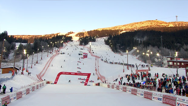 Gute Nachrichten von der FIS: Schneekontrolle in Åre positiv
