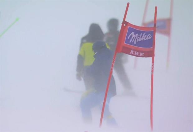 Das Riesenslalom-Weltcupfinale der Damen in Are ist abgesagt