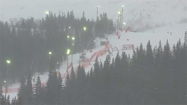 Weltcupfinale 2018: Auch der Slalom der Herren wurde abgesagt