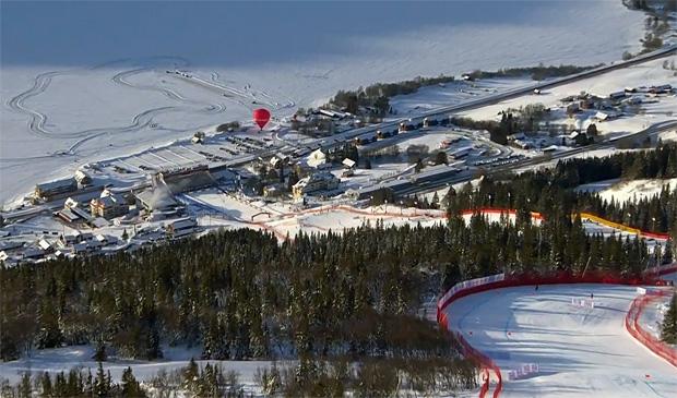 In Are sollen die Alpin-Wettbewerbe bei den Olympischen Winterspielen 2026 ausgetragen werden.