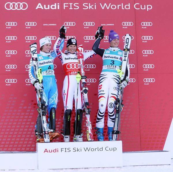 © Kraft Foods  Aspen Slalom - Das Podium 2011