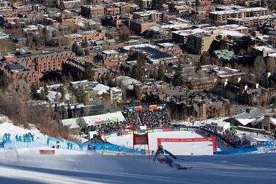 ©  aspensnowmass.com / Skiweltcup der Damen in Aspen