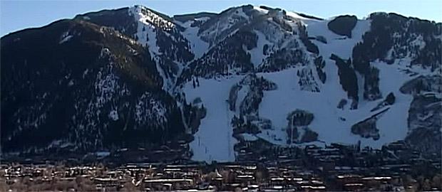 Aspen im US-Bundestaat Colorado