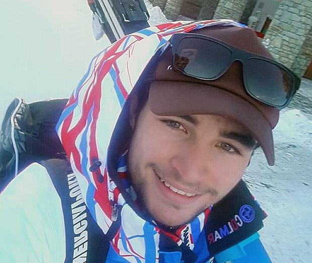 Matthieu Bailet ist Junioren Super-G Weltmeister 2016 (facebook/privat Matthieu Bailet)