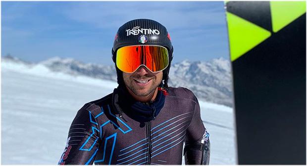Andrea Ballerin hängt die Skier an den Nagel. (Foto: © Andrea Ballerin / Instagram)