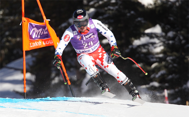 © Kraft Foods / Tscheche Ondřej Bank hängt die Skier an den Nagel