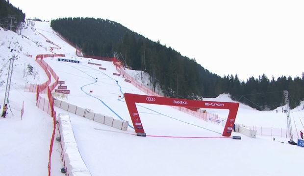 Val d'Isère Ersatzrennen: Bansko freut sich auf zwei Ski Weltcup Abfahrten der Damen