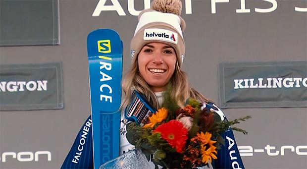 Skiweltcup.TV kurz nachgefragt: Heute mit Marta Bassino