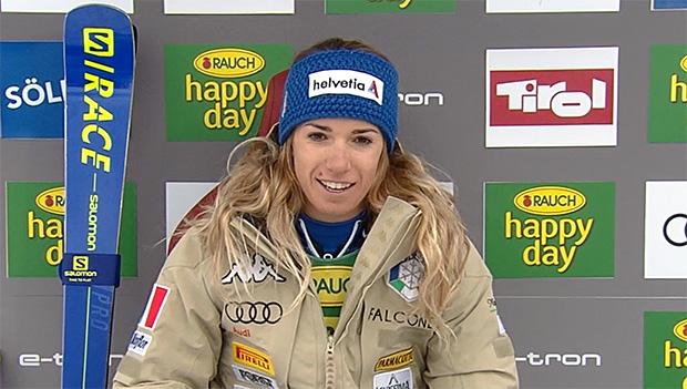 Marta Bassino übernimmt Führung beim Ski Weltcup Auftakt in Sölden