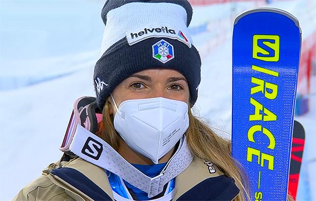 Ski WM 2021: Marta Bassino macht ganz Italien glücklich