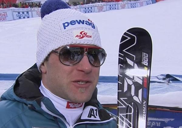 Romed Baumann freut sich auf den Weltcup Auftakt