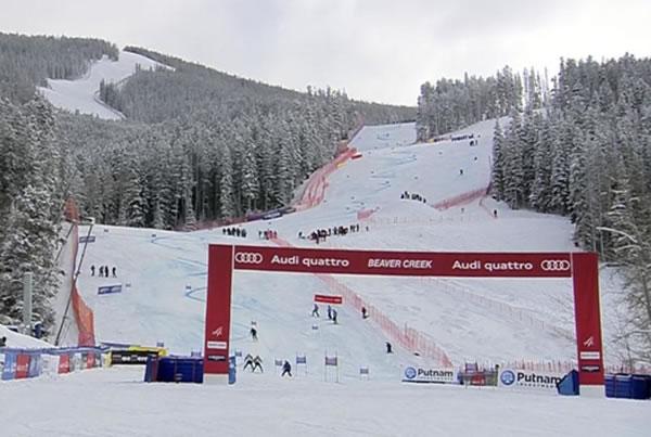 Beaver Creek ist bereit für die Skiweltcup Rennen