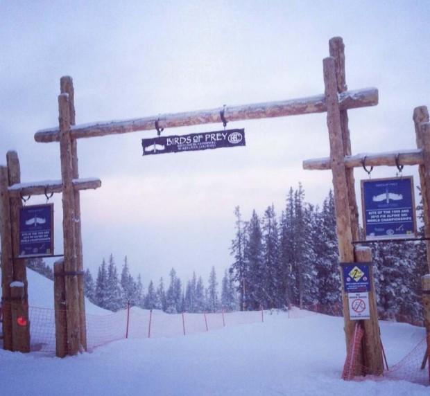 © facebook / FIS Alpine World Cup Tour - Beaver Creek